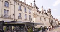 Hôtel Couziers hôtel Cristal Hotel