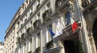 Hotel Intercontinental Paris Hotel Intercontinental Paris Avenue Marceau