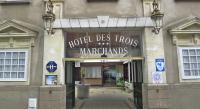 Hôtel Nantes Hotel Des 3 Marchands