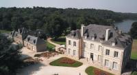 Hôtel Riantec hôtel Château de Locguénolé