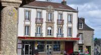 Hôtel Scaër hôtel La Croix D'or
