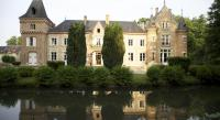 Hôtel La Ferté Saint Aubin hôtel Hostellerie Du Château Les Muids