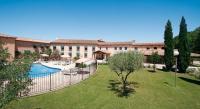 Hotel Best Western Auribeau Logis Le Mas De Jossyl