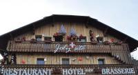 Hotel de charme Combloux Chalet hôtel de charme Joly Site