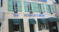Hôtel Maux hôtel Logis de L'Europe Restaurant Le Cepage