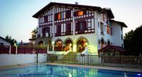 Hotel en bord de mer Aquitaine Hôtel Résidence Vacances Bleues Orhoïtza