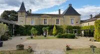 Hôtel Le Pizou hôtel Château Fleur de Roques