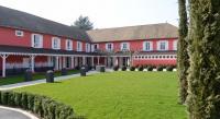 Hôtel Corcelles en Beaujolais hôtel Les Maritonnes Parc - Vignoble