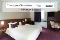 Hôtel Savonnières Brit Hotel Tours Sud – Le Cheops