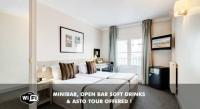 hotels Choisy le Roi Hotel Malte - Astotel