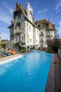 Hôtel Touques L'Augeval - Hôtel de Charme