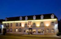 Hôtel Bourgogne Qualys-Hôtel de la Paix