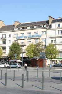 Hôtel Rennes hôtel Citotel Le Bretagne