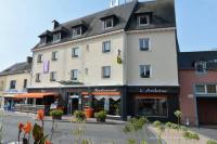 Hôtel La Nouaye hôtel Logis Hôtel.com Restaurant l'Ardoise