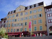 Hôtel Vinzier Hôtel de France Contact-Hôtel