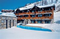 Hôtel Val d'Isère hôtel Pierre - Vacances Les Chalets de Solaise