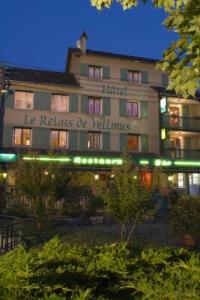 Hôtel Condat hôtel Relais de Vellinus