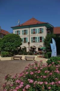 Hôtel Montmin Inter-Hôtel de Genève