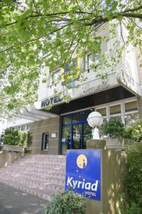 Hôtel Vaires sur Marne hôtel Kyriad Marne-La-Vallée Torcy