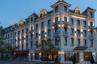 Hôtel Saint Aubin des Bois hôtel Jehan De Beauce - Châteaux - Hotels Collection