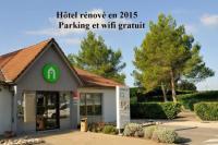 Comfort Hotel Châteauneuf du Pape Campanile Hotel Orange