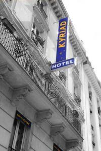 Hotel Kyriad Gentilly Kyriad Hotel XIII Italie Gobelins