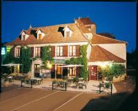 Hôtel Lauzès hôtel Logis La Garissade