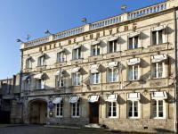 Hôtel Hendecourt lès Cagnicourt Najeti Hôtel de L'univers