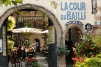 Hôtel Ribeauvillé hôtel La Cour du Bailli Suites - Spa