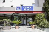 Hôtel Sisco hôtel Best Western Bastia Centre