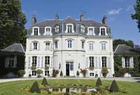 Hôtel Courset Najeti Hôtel Château Cléry