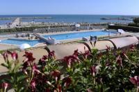 Hotel en bord de mer Bouches du Rhône Thalacap Camargue