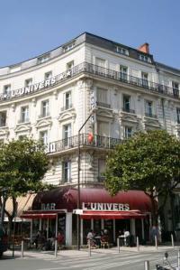 Hôtel Sainte Gemmes sur Loire hôtel Citotel de l'Univers