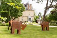 Hôtel Tracy sur Mer hôtel Les Villas d'Arromanches