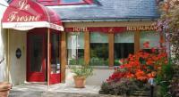 Hôtel Congrier Hotel Restaurant Le Fresne