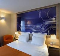 Hotel Sofitel Poitou Charentes Mercure Poitiers Site du Futuroscope