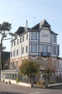 Hôtel Loire Atlantique Inter-Hotel Le Saint Pierre