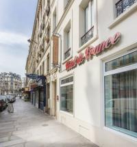 hotels Rueil Malmaison Hôtel de France Quartier Latin
