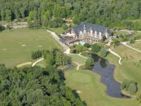 Hôtel Vendeuvre sur Barse Best Western Hôtel Golf - Spa de la Forêt d'Orient