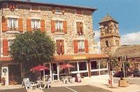 Hôtel Coucouron hôtel Logis Le Clair Logis