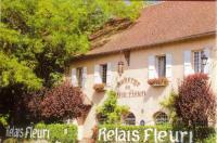 Hôtel Vieux Château hôtel Logis Le Relais Fleuri