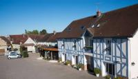 Hotel Best Western Chaource Relais du Silence Aux Maisons