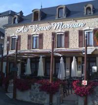 Hôtel Maux hôtel Logis Au Vieux Morvan