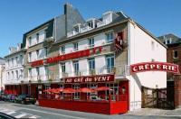 Hotel Haute Normandie Inter-Hôtel en Bord de Plage D'Angleterre