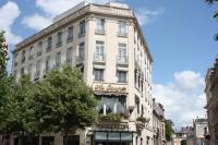 Hôtel Houdilcourt hôtel Golden Tulip Reims l'Univers