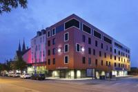 Hôtel Fegersheim Qualys Hôtel d'Alsace