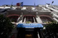 Hôtel Saulzet hôtel Logis Le Midland