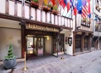 Hôtel Feuges Hotel Relais Saint Jean Troyes