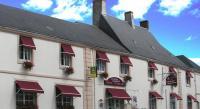 Hôtel La Bruère sur Loir hôtel Logis L'Auberge Alsacienne