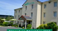 Hôtel Couziers Brit Hotel Saumur